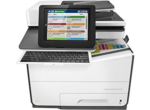 PageWide Enterprise Color Flow MFP 586Z Printer