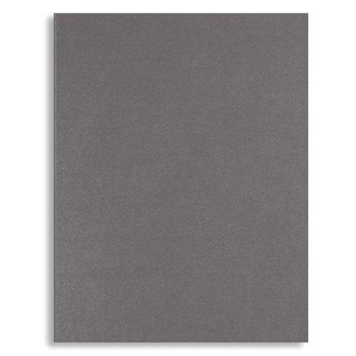 Mercury 8.5'' x 11'' Invitation Cardstock - Pack of 100