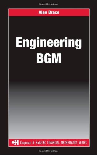 Engineering BGM (Chapman and Hall/CRC Financial Mathematics Series)