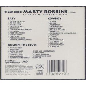 Marty Robbins 40 All-Time Greatest Hits [Set] by Timeless Media Group