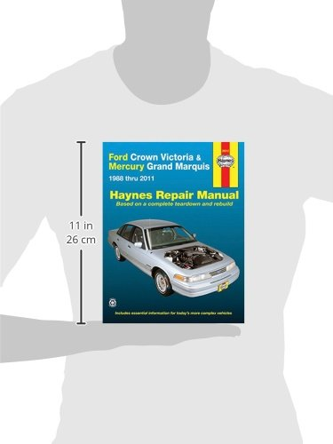 Ford crown victoria mercury marquis 1988 thru 2011 haynes repair ford crown victoria mercury marquis 1988 thru 2011 haynes repair manual ken freund 9781620921951 amazon books fandeluxe