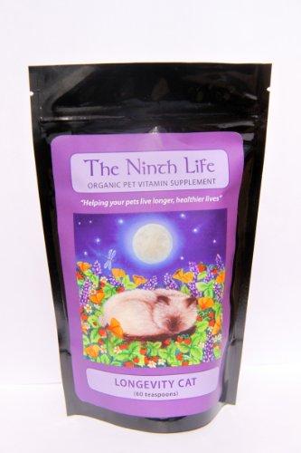Supplément longévité Cat Cat organique vitamine