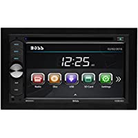 Boss Audio Systems BV9341 Boss Audio Double-Din, 6.2 Inch Screen, DVD/CD/MP3 Am/FM Receiver