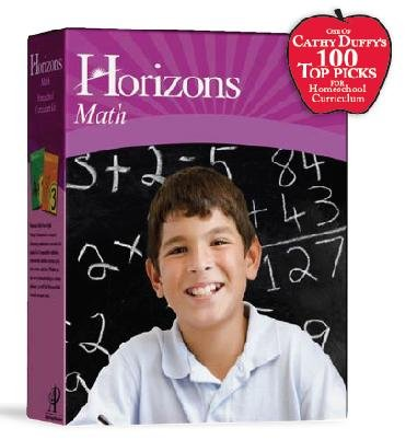 Horizons Pre Algebra Math 7 Box Set by Horizons (Image #1)