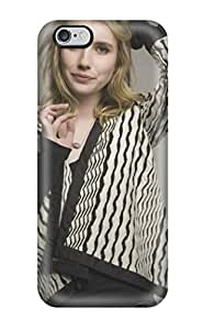 OojCJYm7316WOSqP Case Cover Emma Roberts?wallpaper Iphone 6 Plus Protective Case