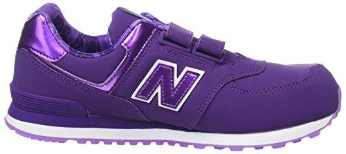 Unisexe 574v1 Enfants Violettes Chaussures Balance New violet Rqfxw48fn
