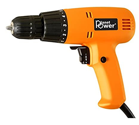 Planet Power PSD 350VR Drill / Screw Driver with Reverse Forward Function. Drills