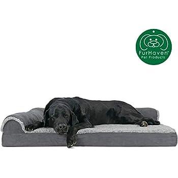 Amazon.com: FurHaven - Cama para perro: Mascotas