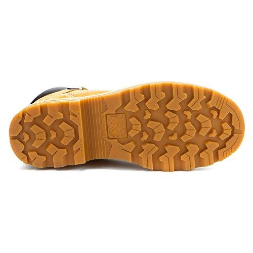 Timberland Pro Mens Resistor 6 Wp Composito Sandalo In Grano Pieno Fiore Rivestito Di Sicurezza In Punta Di Sicurezza