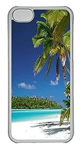 TYHde iPhone 6 4.7 Case Aitutaki Cooks Island PC Custom iPhone 6 4.7 Case Cover Transparent ending