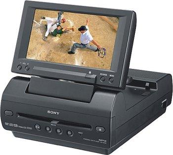 Sony MV 65ST Portable Dream System