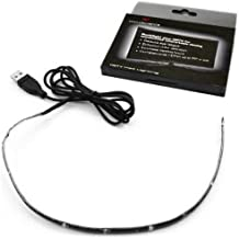 Antec Bias Lighting for HDTV with 51.1-Inch Cable (Reduce eye fatigue and increase image clarity)