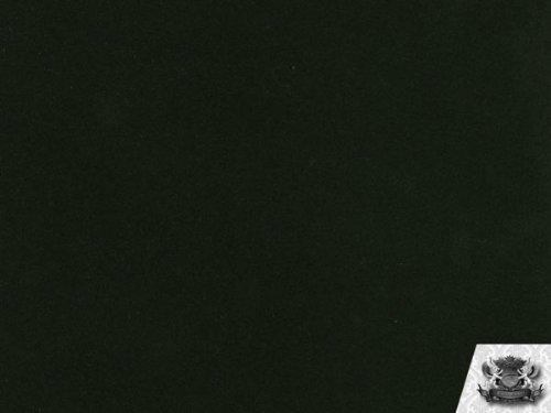 Solid Velvet Upholstery - Velvet Solid Dark Green Upholstery Fabric by The Yard