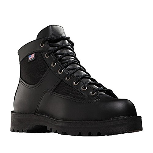 25200W Danner Women's Patrol Uniform Boots - Black - 9.0M by Danner