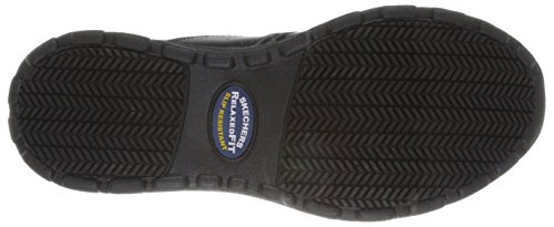 Skechers Lavoro 77036 Hobbes Oxford Black