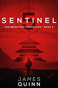 Sentinel Five by James Quinn ebook deal