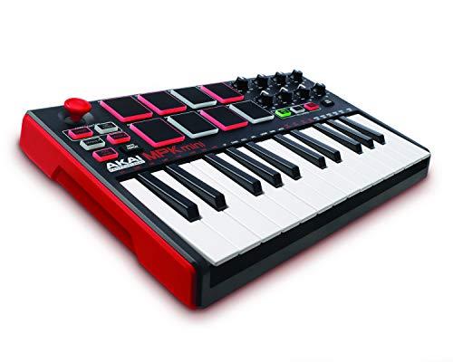 Akai Professional MPK Mini MKII – 25 Key USB MIDI