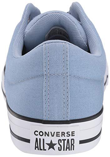 b4a03372 ... Converse Men's Unisex Chuck Taylor All Star Street Colorblock Low Top  Sneaker, ...
