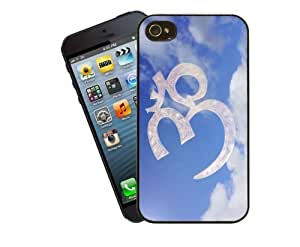 Eclipse Gift Ideas Hindu Om - Design 1 - Great Present Idea Or Treat Yourself - iPhone 5 / 5s Case Cover