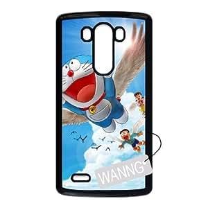Doraemon LG G3 Durable Case, Doraemon Custom Case for LG G3 at WANNG