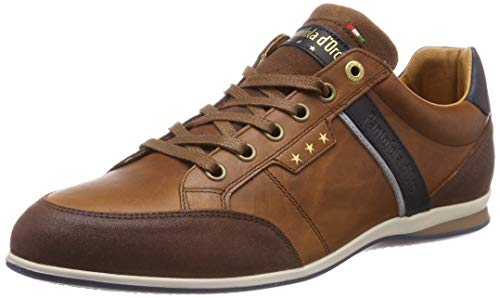 Shell jcu Pantofola Braun Uomo D'oro tortoise Low Sneaker Herren Roma O6qOCwR