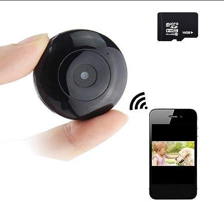 Mini Wifi Camera Wireless HD IP Home Security Camera Baby Monitor ...