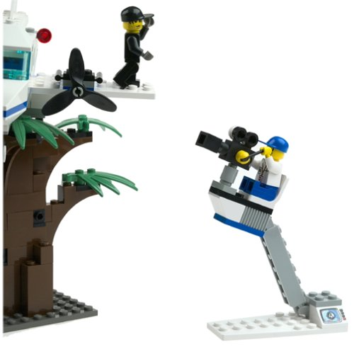 Lego studios set 1371 spinosaurus attack studio jurassic - Lego spinosaurus ...