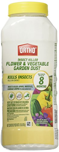 Ortho Insect Killer Flower & Vegetable Garden Dust ()