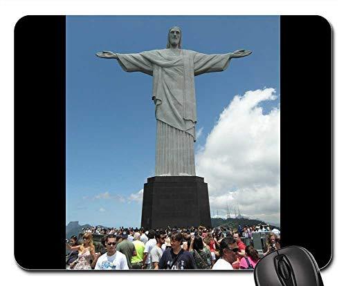 - Mouse Pads - Rio De Janeiro Cristo Redentor Christo Statue Rio
