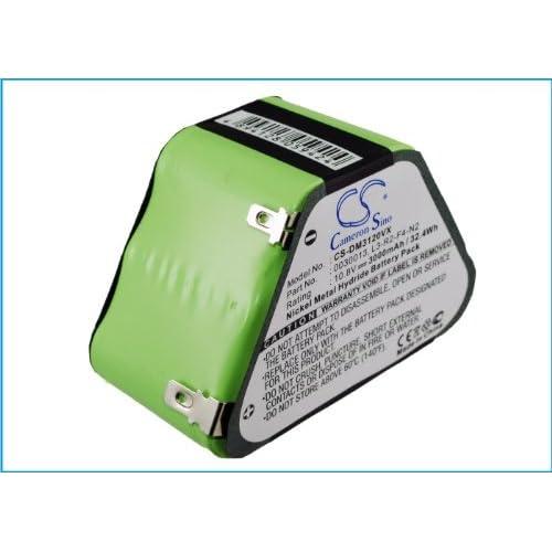 CS-DM3120VX Batterie 3000mAh [Dirt Devil] M030, M3120 remplace 0030013, L3-R2-F4-N2