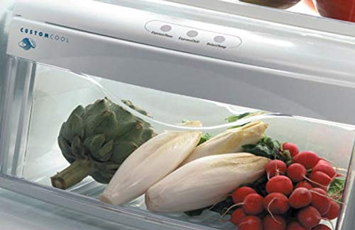 Amerikanischer Kühlschrank Creme : General electric rce vfg c amerikanischer kühlschrank
