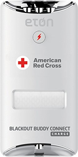 American Red Cross Blackout Buddy Connect Charge Emergency LED Light & USB Charger, Connects with Amazon Alexa, Apple HomeKit & Google Home