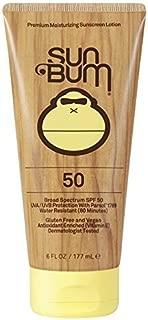 product image for Sun Bum Original Moisturizing Sunscreen Lotion, Broad Spectrum SPF 50, 6 Fl Oz