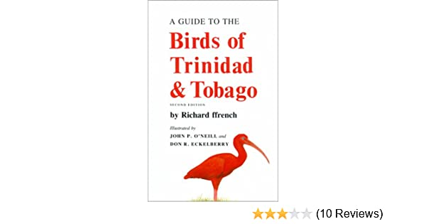 Field guide to the birds of trinidad and tobago | martyn kenefick.