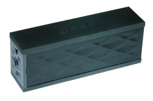 Wireless Bluetooth Portable Speaker (Black) - Bloo...