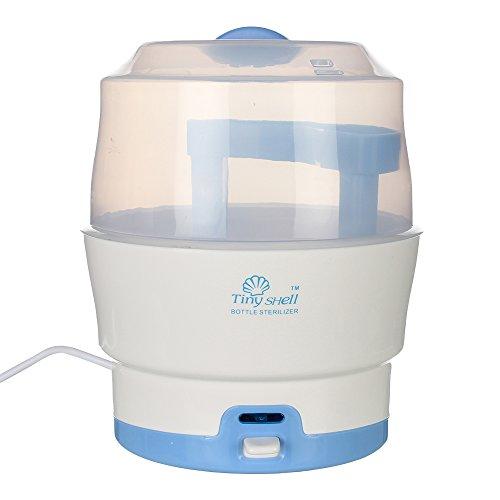 WonderKart Electric Steam Baby Bottle Sterilizer - 6 Bottles