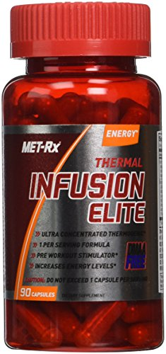 MET-Rx Thermal Infusion Elite 90 Count by MET-Rx