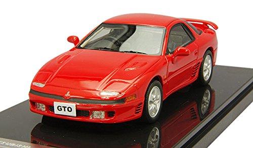 1/43 MITSUBISHI GTO twin turbo (パッションレッド) W373