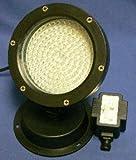 144 White LED Submersible Light