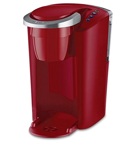 Single Serve Coffee Maker With Large Reservoir : Keurig K-Compact Single Serve Coffee Brewer Maker in Red with the Slimmest Removable Reservoir ...