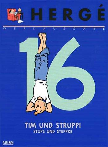 Werkausgabe, 19 Bde, Bd.16, Tim und Struppi, Flug 714 nach Sidney