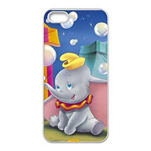 Lovely Dumbo Cell Phone Case for Iphone 5s