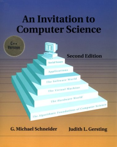 An Invitation to Computer Science, 2nd Edition
