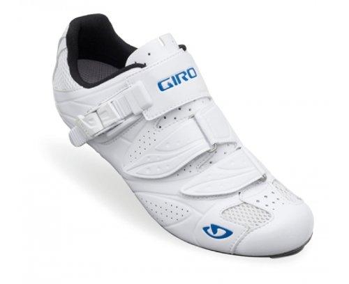 Giro Espada Damen Rennrad Fahrrad Schuhe Weiß/Blau Größe: 39