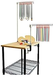 Amazon.com: Artists Brush Hanger - Holder, Table Stand