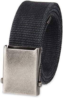 Browning Men/'s Basic Web Belt One Size Fits Most