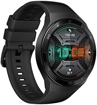 "Huawei Watch GT 2e - Reloj Inteligente ultra-slim, Pantalla de 1.39"" AMOLED, Batería hasta por 2 semanas, Bluetooth, Negro 7"