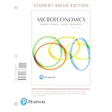 Microeconomics, Student Value Edition Plus MyLab Economics with Pearson eText -- Access Card Package (9th Edition)