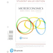 Amazon robert s pindyck microeconomics economics books microeconomics student value edition plus mylab economics with pearson etext access card package fandeluxe