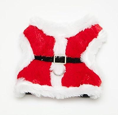 Midlee Jolly Santa Dog Harness